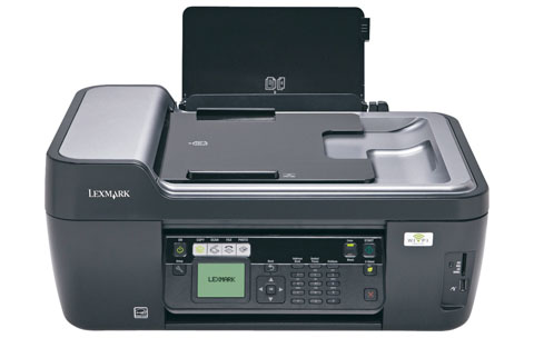 lexmark prospect pro205 copy print scan and fax daily deal of dealhot. Black Bedroom Furniture Sets. Home Design Ideas